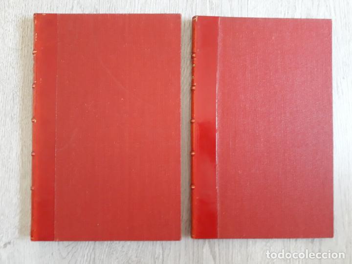 Libros antiguos: Julio Verne - Obras 1885 2 Vols, contienen seis títulos - Foto 7 - 162762938