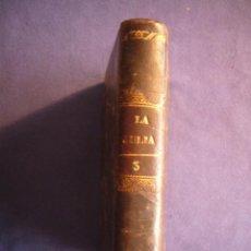 Alte Bücher - J. J. ROUSSEAU: - JULIA, O LA NUEVA HELOISA (TOMO III) - (BARCELONA, SAURI, 1837) - 163364822
