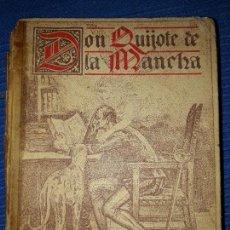 Libros antiguos: DON QUIJOTE DE LAL MANCHA. Lote 119270143
