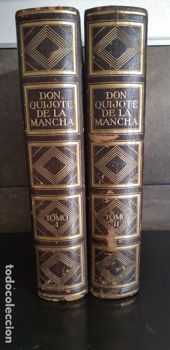 Libros antiguos: 1930.DON QUIJOTE DE LA MANCHA.MONTANER SIMON. EDICION.ILUSTRADA POR BALACA Y PELLICER - Foto 5 - 163764541