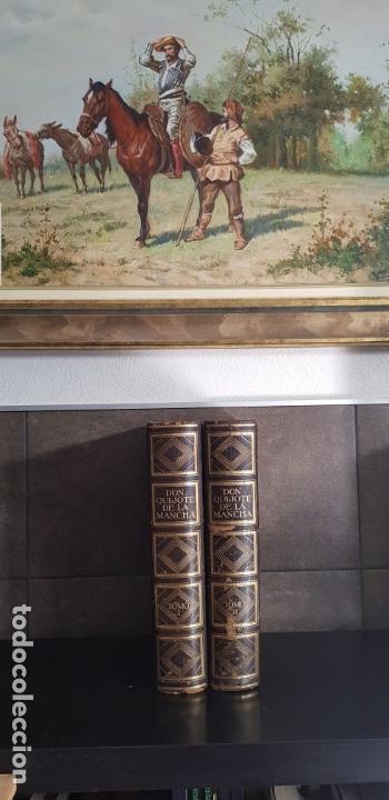 Libros antiguos: 1930.DON QUIJOTE DE LA MANCHA.MONTANER SIMON. EDICION.ILUSTRADA POR BALACA Y PELLICER - Foto 6 - 163764541