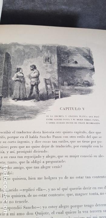 Libros antiguos: 1930.DON QUIJOTE DE LA MANCHA.MONTANER SIMON. EDICION.ILUSTRADA POR BALACA Y PELLICER - Foto 8 - 163764541