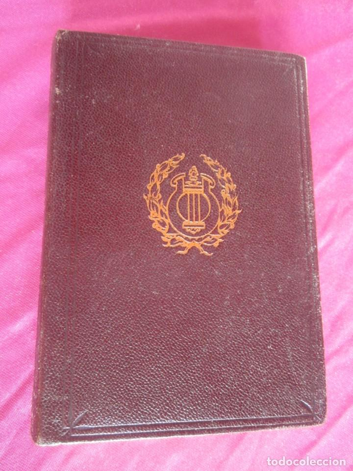 Libros antiguos: POESÍAS OBRAS COMPLETAS RUBÉN DARÍO .PRIMERA EDICION 1932 AGUILAR - Foto 5 - 164467030