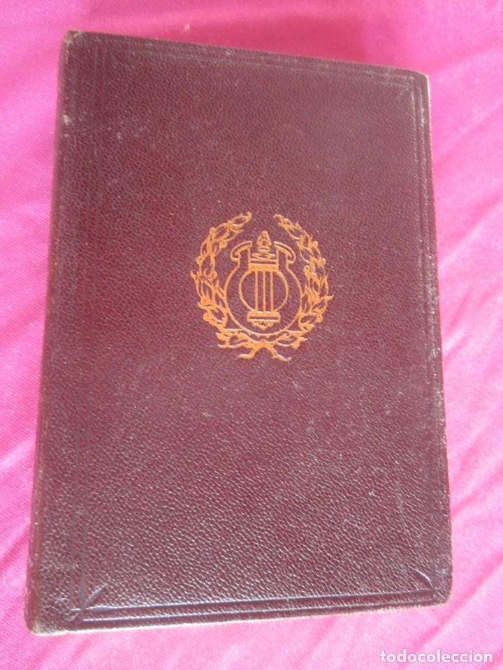 Libros antiguos: POESÍAS OBRAS COMPLETAS RUBÉN DARÍO .PRIMERA EDICION 1932 AGUILAR - Foto 7 - 164467030