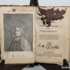 Libros antiguos: LES AVENTURES DE TÉLÉMAQUE FILS D'ULYSSE PAR FÉNÉLON. 2 TOMOS. PARIS PIERRE DIDOT 1816. Lote 164523922
