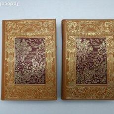 Libros antiguos: GALATEA DE MIGUEL DE CERVANTES FACSÍMIL DE GRAN CALIDAD. Lote 164431910