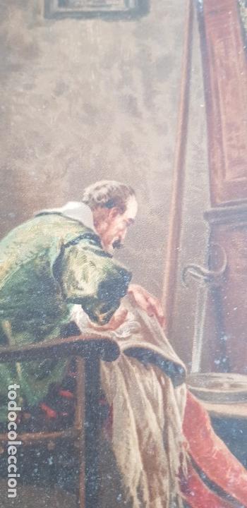 Libros antiguos: 1880.INGENIOSO HIDALGO DON QUIJOTE DE LA MANCHA.MONTANER SIMON. EXCLUSIVA 4 TOMOS BALACA. CERVANTES - Foto 5 - 164889466