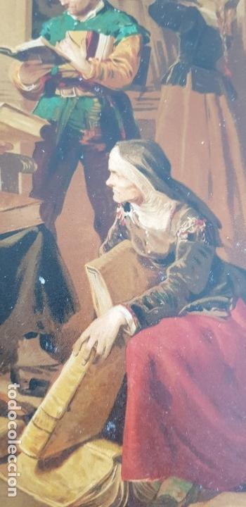 Libros antiguos: 1880.INGENIOSO HIDALGO DON QUIJOTE DE LA MANCHA.MONTANER SIMON. EXCLUSIVA 4 TOMOS BALACA. CERVANTES - Foto 15 - 164889466