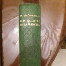 Libros antiguos: LIBRO. DON QUIJOTE DE LA MANCHA, MIGUEL DE CERVANTES. EDICIÓN IV CENTENARIO. Lote 165121546