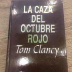 Libros antiguos: LA CAZA DEL OCTUBRE ROJO - CLANCY, TOM. Lote 165453390