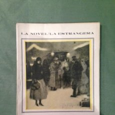 Libros antiguos: BOLA DE SÈU - GUY DE MAUPASSANT - COLECCIÓN: LA NOVEL-LA ESTRANGERA- VOLUMEN XX (1924) -.. Lote 165553988