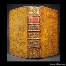 Libros antiguos: AÑO 1799 JULIO CÉSAR 4 OBRAS EN 1 VOLUMEN COMENTARIOS A LA GUERRA CIVIL DE ROMA HISPANIA ALEJANDRÍA. Lote 165675114