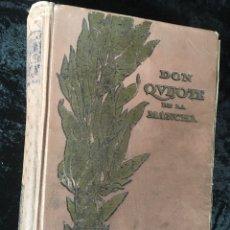 Libros antiguos: DON QUIJOTE DE LA MANCHA - CERVANTES - CALLEJA - COMPLETO - ILUSTRACIONES MANUEL ANGEL. Lote 165744322