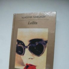 Libros antiguos: LOLITA. VLADIMIR NABOKOV. BILIOTECA ANAGRAMA. NUEVO PRECINTADO. Lote 165804642