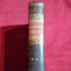 Libros antiguos: LA ESTRELLA POLAR POR EL VIZCONDE D'ARLINCOURT IMPRENTA JUAN OLIVERES 1843. Lote 165836674