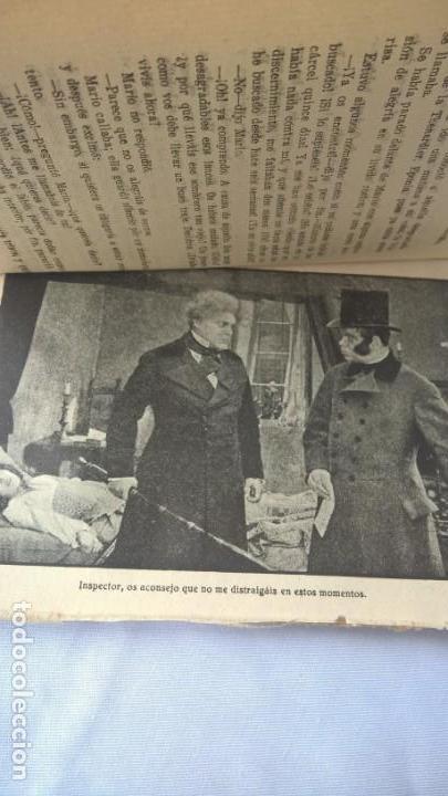 Libros antiguos: Los Miserables por Victor Hugo. Tercera Parte. Ed. Marco Barcelona. 40 Cts. - - Foto 2 - 165927482