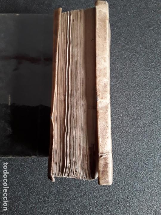 Libros antiguos: Mateo Alemán. Guzmán de Alfarache. 1ª edición impresa en Francia (1600). Una joya. - Foto 6 - 166093086