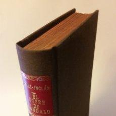 Libros antiguos: 1909 - RAMÓN DEL VALLE INCLÁN - COFRE DE SÁNDALO - PRIMERA EDICIÓN. Lote 166320646