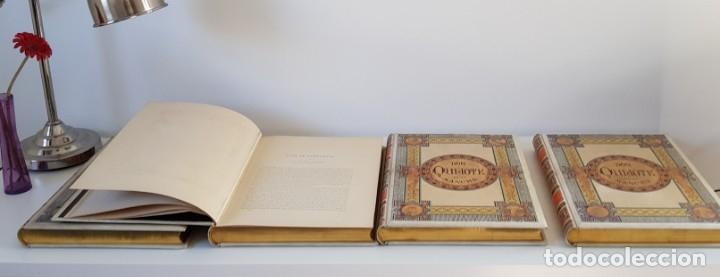 Libros antiguos: 1880.INGENIOSO HIDALGO DON QUIJOTE DE LA MANCHA.ED. MONTANER SIMON. EXCLUSIVA EN 4 TOMOS.IL. BALACA - Foto 3 - 164889466