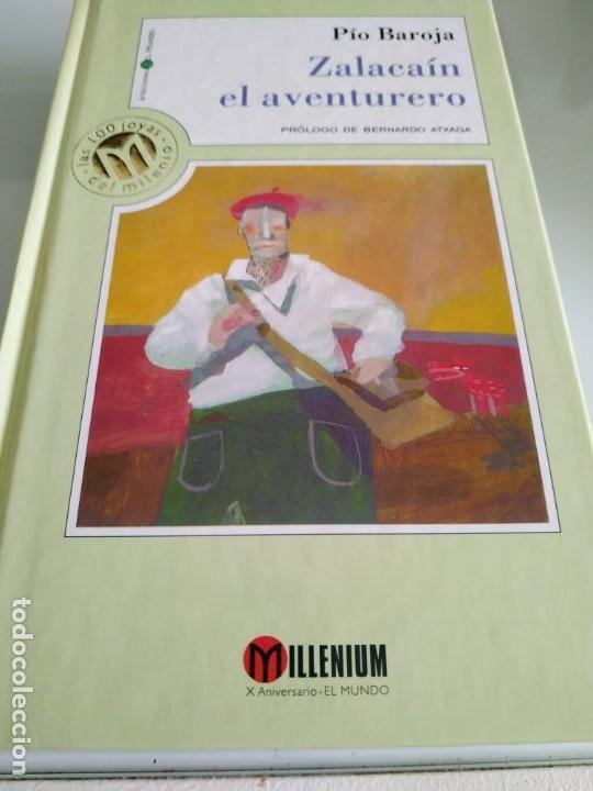 ZALACAIN EL AVENTURERO PIO BAROJA (Libros antiguos (hasta 1936), raros y curiosos - Literatura - Narrativa - Clásicos)