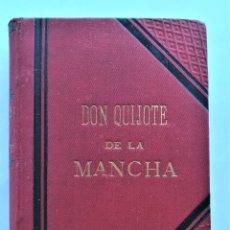 Libros antiguos: LIBRO,DON QUIJOTE DE LA MANCHA,DE MIGUEL DE CERVANTES,SIGLO XIX,AÑO 1831, TOMO III, BUEN ESTADO,RARO. Lote 167973744