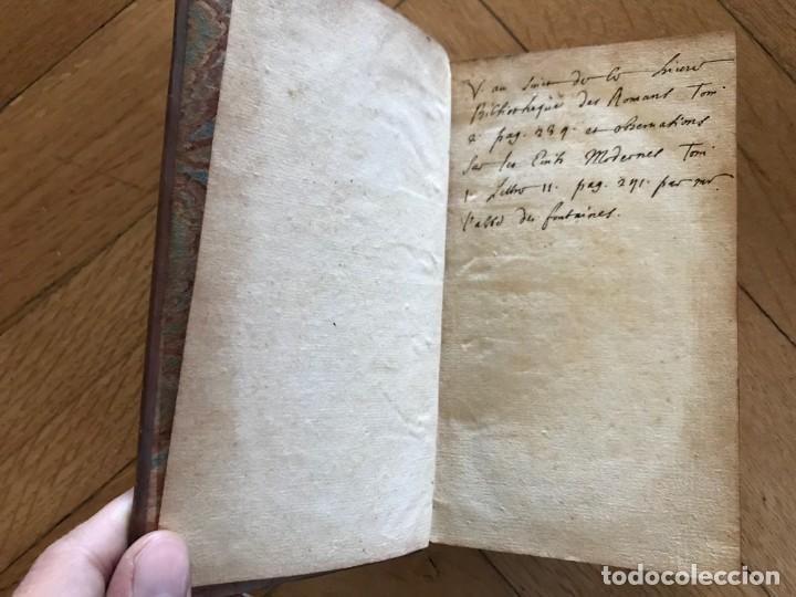 Libros antiguos: Le Roman de la Rose. Guillame de Lorris & Jean de Meun dit Clopinet. 1735. 3 Vol + Suplemento - Foto 5 - 168129448