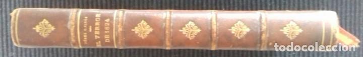 Libros antiguos: EL TERROR DE 1824. BENITO PEREZ GALDOS.1922. - Foto 3 - 168176556