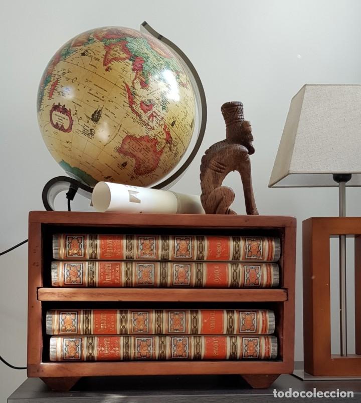 Libros antiguos: 1880.INGENIOSO HIDALGO DON QUIJOTE DE LA MANCHA.ED. MONTANER SIMON. EXCLUSIVA EN 4 TOMOS.IL. BALACA - Foto 2 - 164889466
