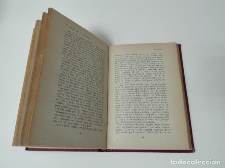 Libros antiguos: El catala de la mancha Santiago Rusiñol primera edicion - Foto 3 - 168293556