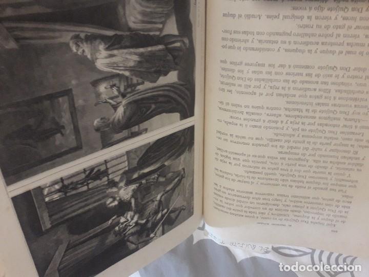 DON QUIJOTE 1875 2 TOMOS GRABADOS GRAN LUJO (Libros antiguos (hasta 1936), raros y curiosos - Literatura - Narrativa - Clásicos)