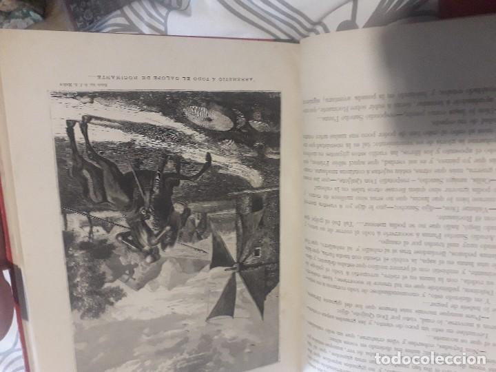 Libros antiguos: Don quijote 1875 2 tomos grabados gran lujo - Foto 2 - 168363112