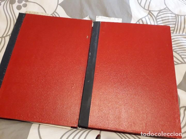 Libros antiguos: Don quijote 1875 2 tomos grabados gran lujo - Foto 4 - 168363112