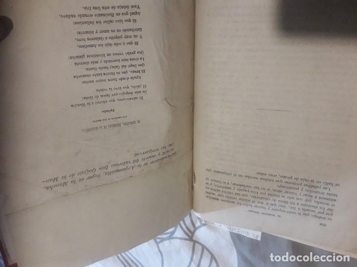 Libros antiguos: Don quijote 1875 2 tomos grabados gran lujo - Foto 10 - 168363112