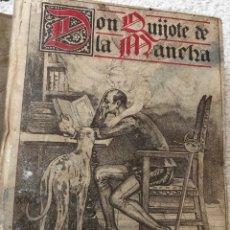 Libros antiguos: DON QUIJOTE DE LA MANCHA, EDICIÓN CALLEJA PARA ESCUELAS. Lote 168570306