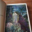 Libros antiguos: BIBLIOTECA DE GRANDES NOVELAS SOPENA. EL REY MANFRED. TOMO II. LUÍS DE CAPRANICA. . Lote 168675028