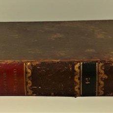 Libros antiguos: SEMANARIO FAMILIAR PINTORESCO. TOMO I Y II EN UN VOLUM. EDIT. DE MANERO. BARCELONA. . Lote 168801716