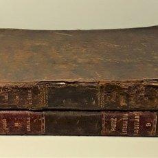 Libros antiguos: CORREO DE ULTRAMAR. TOMOS 6 Y 9. X. DE LASSALLE Y MÉLAN. PARÍS. 1855/57.. Lote 168828872