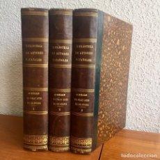 Libros antiguos: FRAY LUIS DE GRANADA - OBRAS - BIBLIOTECA DE AUTORES ESPAÑOLES - 1851/56. Lote 168973818