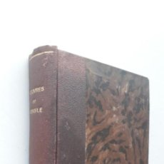 Libros antiguos: OEUVRES DE VIRGILE, TOME I: BUCOLIQUES, GEORGIQUES, ENEIDE I À III (ED. GARNIER 1909). Lote 169352444