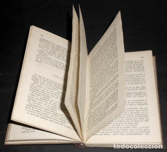 Libros antiguos: LA CASA SCHILLING. EUGENIA MARLITT. OBRAS COMPLETAS (XI). EDITORIAL RIVADENEYRA. AÑOS 20. - Foto 4 - 169553244