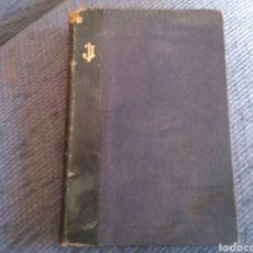 Libros antiguos: BENITO PEREZ GALDOS LA CORTE DE CARLOS IV EPISODIOS NACIONALES MADRID 1929. Lote 170325162