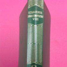 Libros antiguos: JACINTO BENAVENTE - OBRAS COMPLETAS TOMO VIII - EDICIONES AGUILAR - 1922. Lote 170349174
