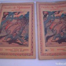 Libros antiguos: ESCUELA DE ROBINSONES EDITORIAL SAENZ DE JUBERA. Lote 171358012