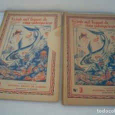 Libros antiguos: VEINTE MIL LEGUAS DE VIAJE SUBMARINO EDITORIAL SAENZ DE JUBERA. Lote 171358175