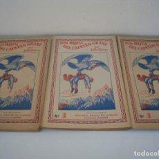 Libros antiguos: LOS HIJOS DEL CAPITAN GRANT EDITORIAL SAENZ DE JUBERA. Lote 171358368