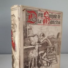 Libros antiguos: DON QUIJOTE DE LA MANCHA. ED. SATURNINO CALLEJA - MADRID 1905,. Lote 171457839