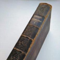Libros antiguos: COLECCIÓN DE AUTORES CLÁSICOS ESPAÑOLES / CASTELLANOS (1881) - TOMO II 2. Lote 172015009