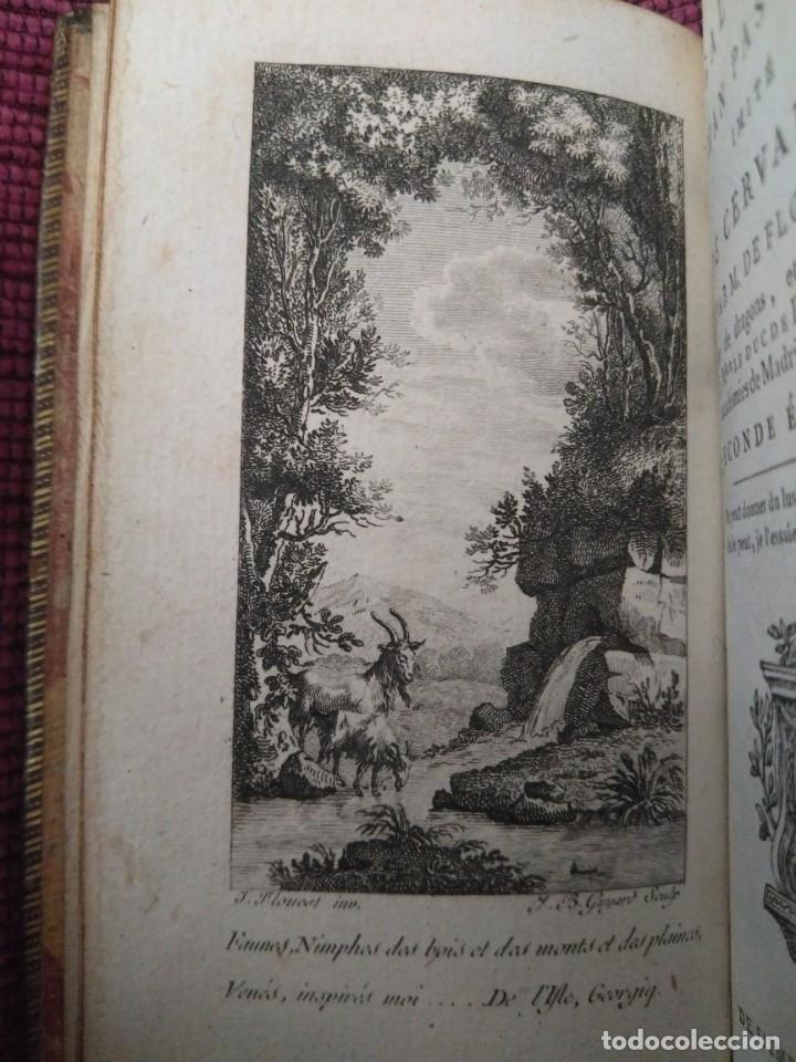 Libros antiguos: 1784. Galatea. M. De Florian. Bonita edición. - Foto 2 - 172153970