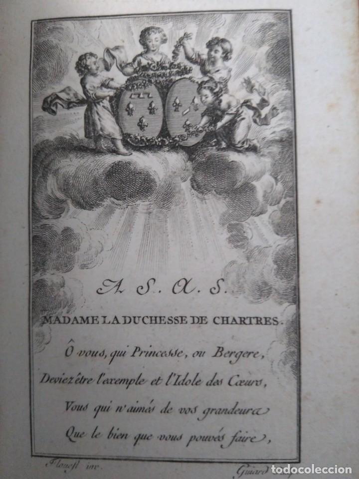 Libros antiguos: 1784. Galatea. M. De Florian. Bonita edición. - Foto 3 - 172153970