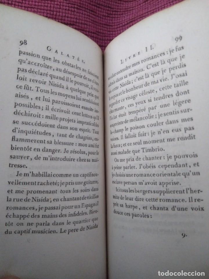 Libros antiguos: 1784. Galatea. M. De Florian. Bonita edición. - Foto 10 - 172153970